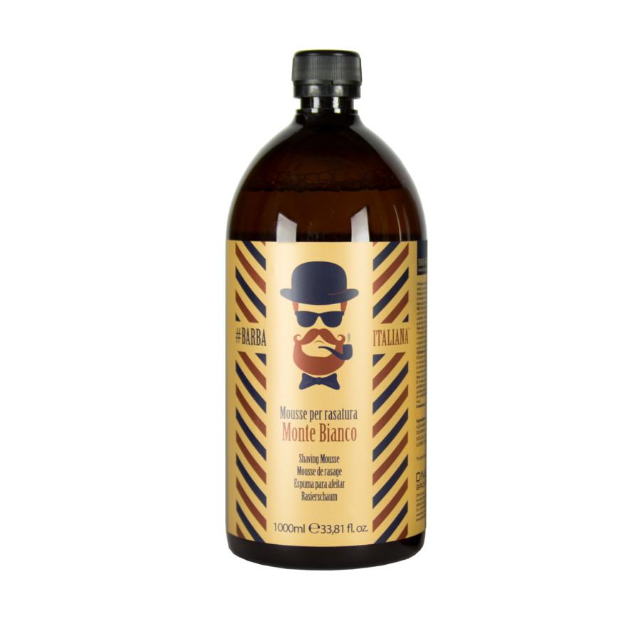 #Barba Italiana Monte Bianco borotvahab 1000 ml