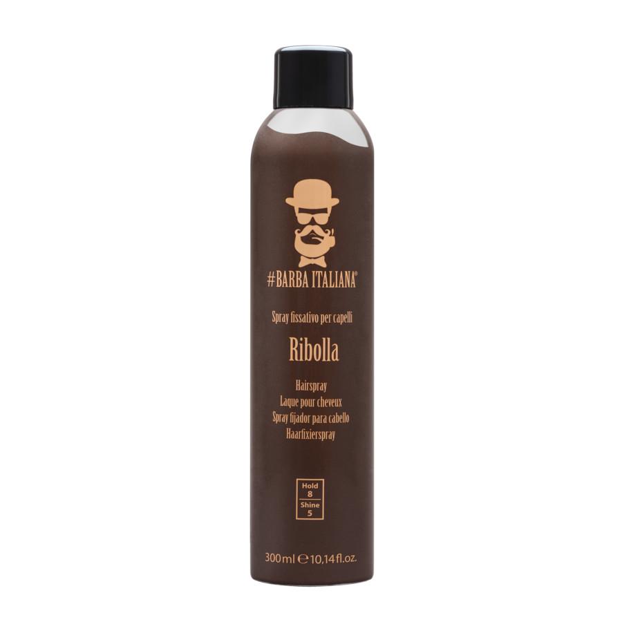 #Barba Italiana Ribolla hairspray