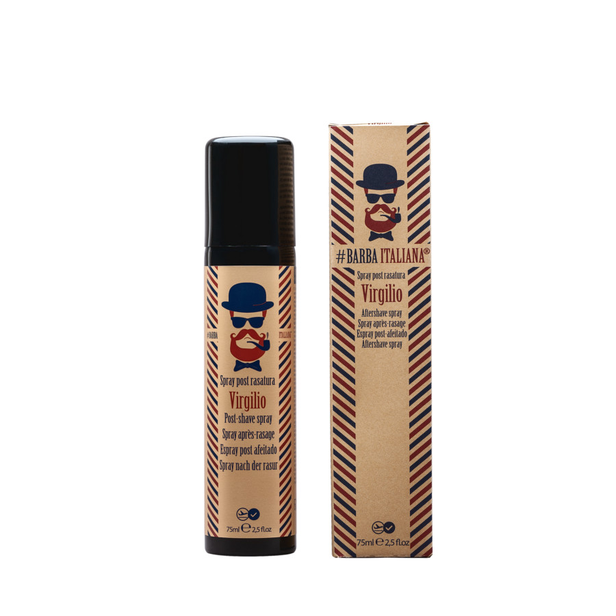 #Barba Italiana Virgilio borotválkozás utáni spray