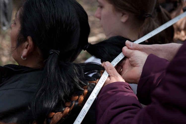 Guinness-rekord Szolnokon – a világ leghosszabb hajfonata!