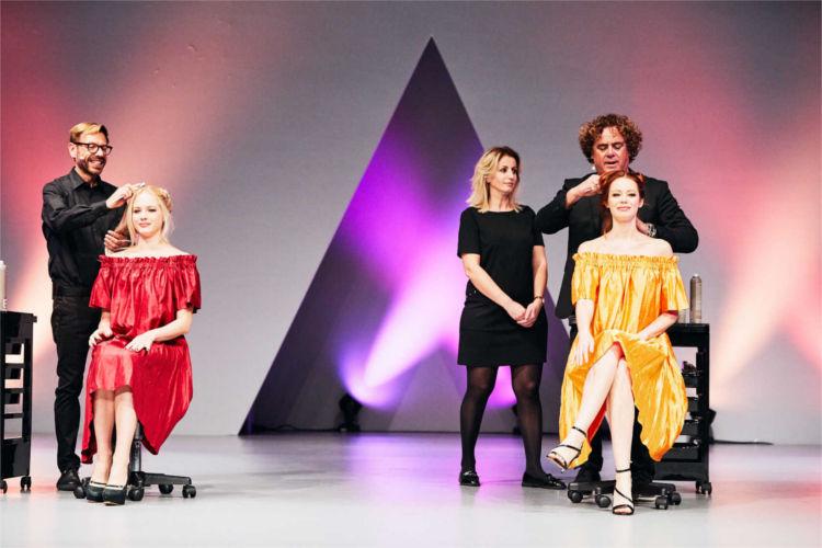Salon International 2018 Patric Cameron