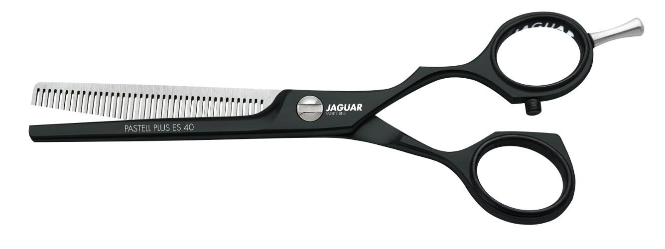 Jaguar Pastel Plus Lava offset ritkító olló