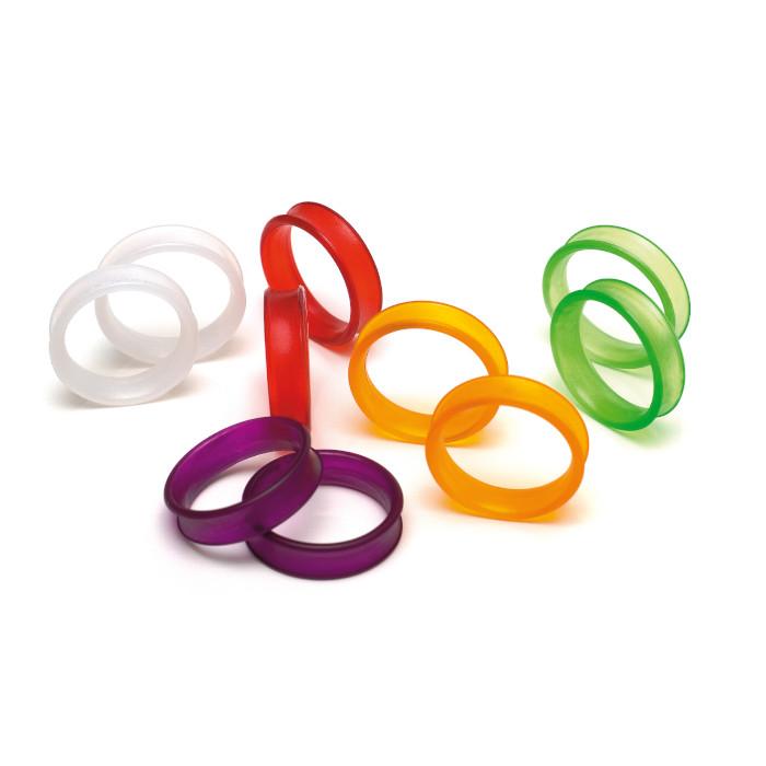 Jaguar színes gimigyűrű