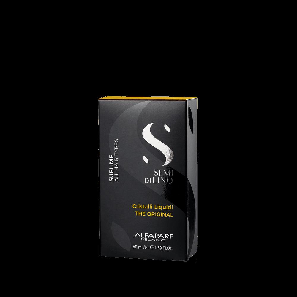 Semi di Lino Sublime Cristalli Liquidi hajvégápoló olaj 50 ml