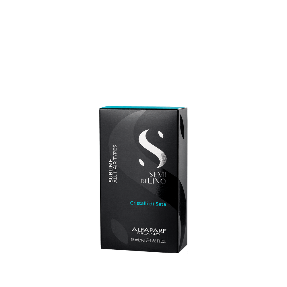 Semi di Lino Sublime Cristalli di Seta selymesítő szérum minden hajtípusra
