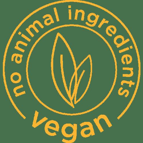 A Yellow Scalp termékei vegan termékek