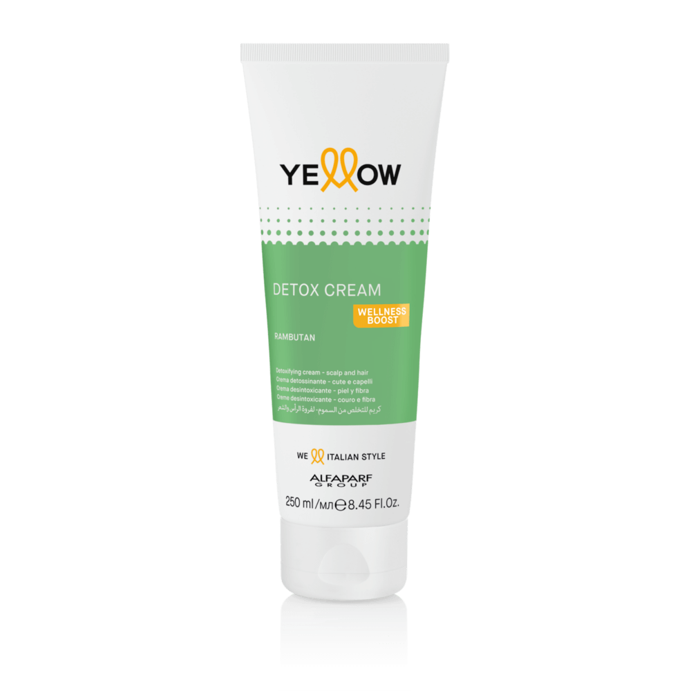 Yellow Scalp Detox méregtelenítő krém